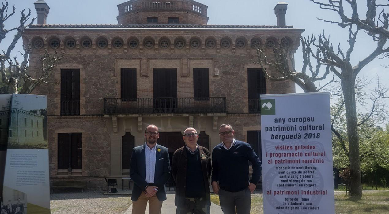 Civitas aterra a les esglésies romàniques del Berguedà amb la idea d'unir les visites guiades i la cultura