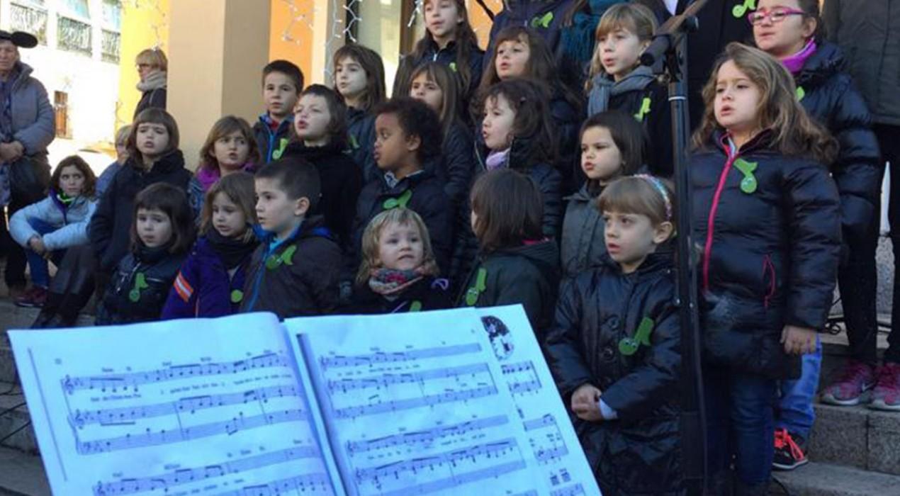 Gironella reivindica la música com a eina de cohesió i transformació social en un concert inèdit
