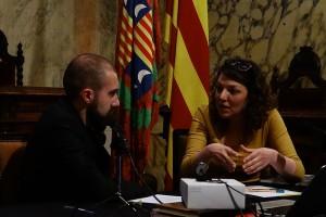 El govern de Berga planteja una inversió d'uns 150.000 euros per enquitranar punts de la ciutat