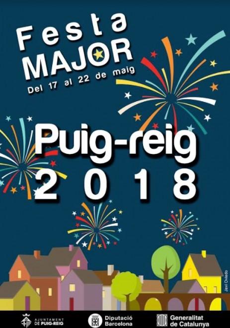 Festa Major de Puig-reig 2018 @ Puig-reig