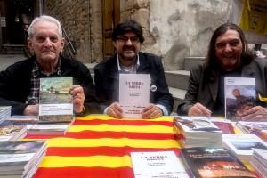 """Jaume Huch: """"Sant Jordi és una pèrdua terrible; traslladar-lo a l'estiu és benvingut però no serà el mateix"""""""