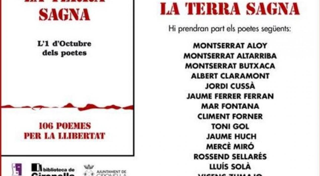 """Presentació del llibre """"LA TERRA SAGNA"""""""