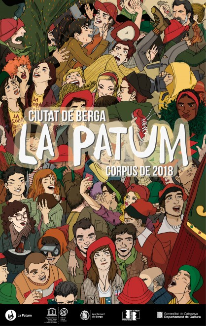 Cartell Patum 2018