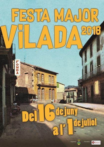 Festa Major de Vilada 2018 @ Vilada