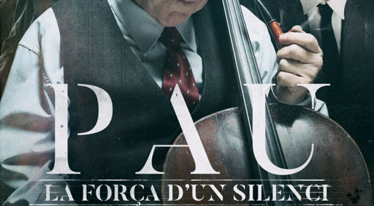 Cicle Gaudí: PAU, LA FORÇA D'UN SILENCI