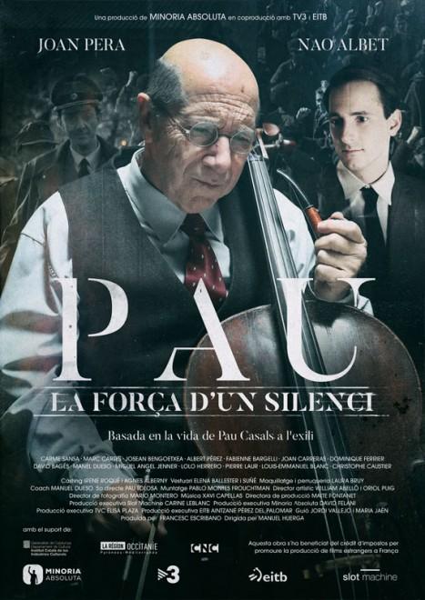 Cicle Gaudí: PAU, LA FORÇA D'UN SILENCI @ Teatre Patronat de Berga