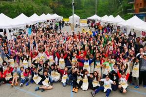El Mercat de Cooperatives Escolars del Berguedà, en imatges