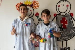 Jocs fets a mà, barats i per a totes les edats, la idea dels petits emprenedors de CooperXarxa