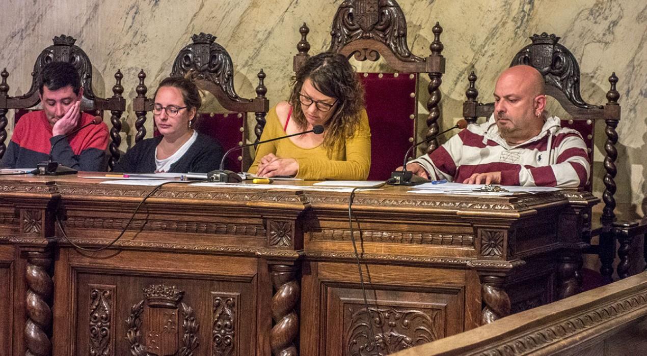 El ple de setembre i pressupostos a l'Ajuntament de Berga, en directe