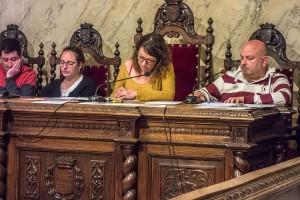 """Ribera: """"No hem fet res per canviar el model de la Policia Local perquè creiem que no és el moment"""""""