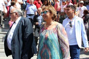 Ermínia Altarriba deixa de ser regidora de Berga i l'alcaldable Ramon Camps ocuparà el seu lloc