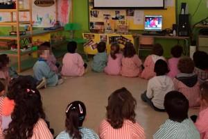 El departament d'Educació comunica a l'Escola de Sant Joan que es queda un any més amb una sola línia de P-3