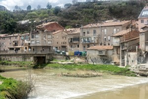 Gironella organitza dissabte una recollida de residus de la llera del riu Llobregat
