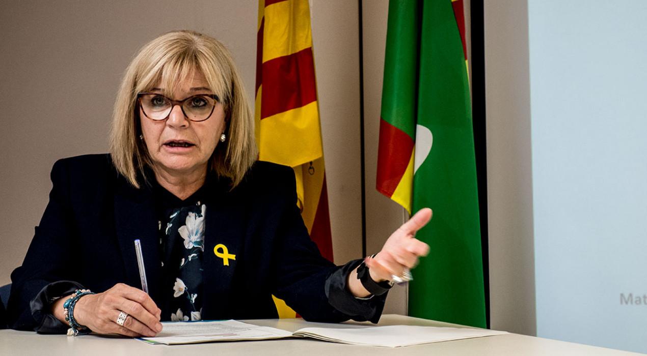 Montserrat Ribera assumeix de nou la direcció de l'Agència Catalana del Consum