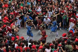 Desavinences als Nans Vells de la Patum infantil provoquen el canvi de cap de colla i la marxa de Joan Carles Sosa