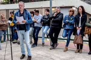 Els treballadors de l'hospital de Berga emprendran accions judicials per reclamar part dels diners que els deuen