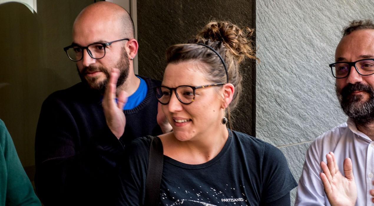 """Montse Venturós té 10 dies per decidir si presenta recurs o """"combat políticament"""" la inhabilitació"""