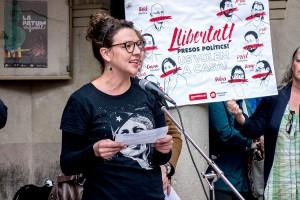 Convoquen una concentració de suport a Montse Venturós aquest divendres a la plaça de Sant Pere de Berga