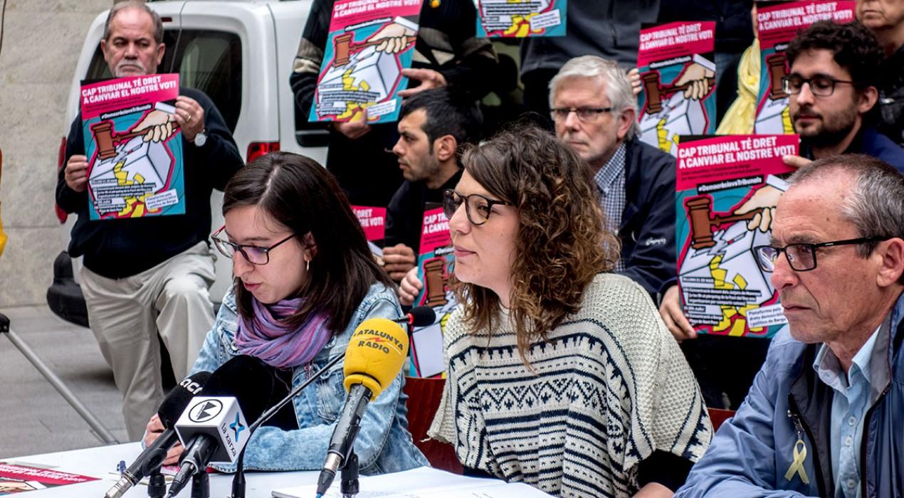 Roser Valverde serà nova regidora de la CUP a l'Ajuntament de Berga