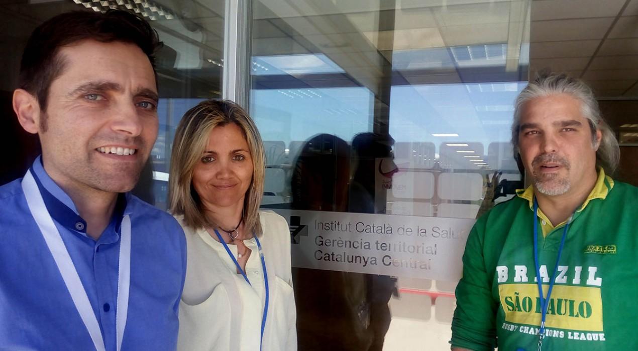 El metge berguedà Josep Vidal guanya una beca per fer una investigació sobre la fibromiàlgia