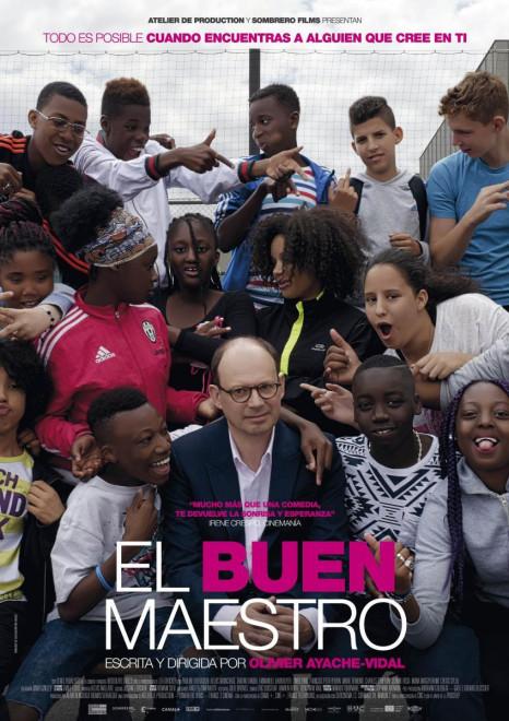 Cinema a Berga: EL BUEN MAESTRO @ Teatre Patronat de Berga