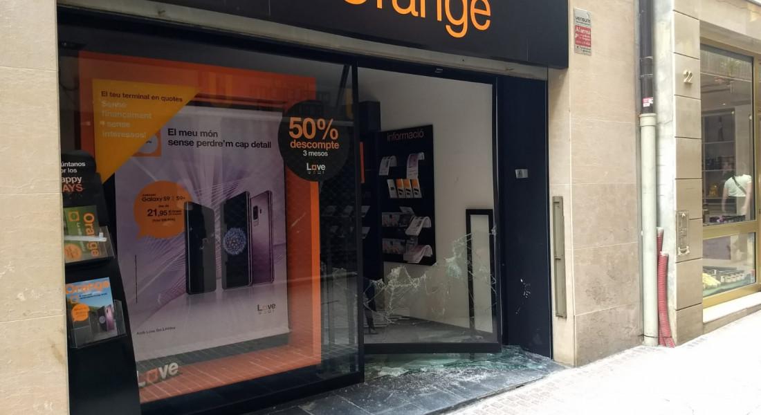 Orange robatori juny 2018