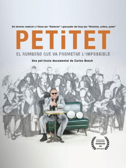 El documental del mes: PETITET @ Biblioteca Guillem de Berguedà (PUIG-REIG)
