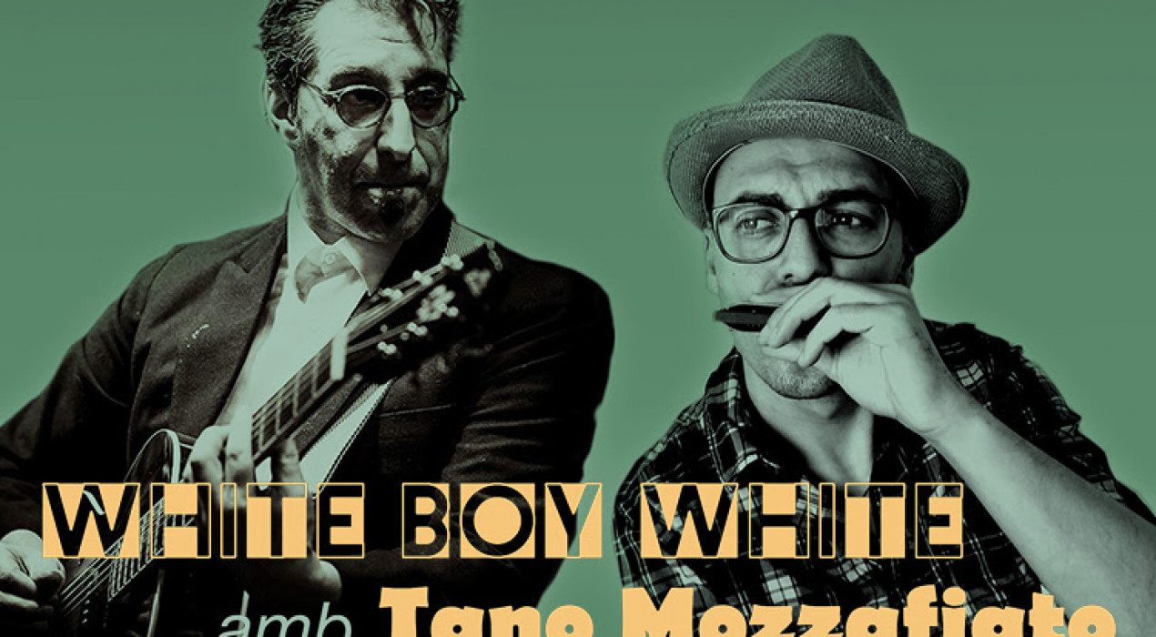 "RICHARD ""White Boy"" & TANO MOZZAFIATO"