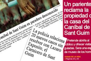 El berguedà David Cols obre una sala de room escape de terror a Sant Guim de Freixenet
