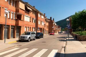 Els veïns de Cercs demanen canviar el nom del carrer del Rei Joan Carles I per carrer Primer d'Octubre