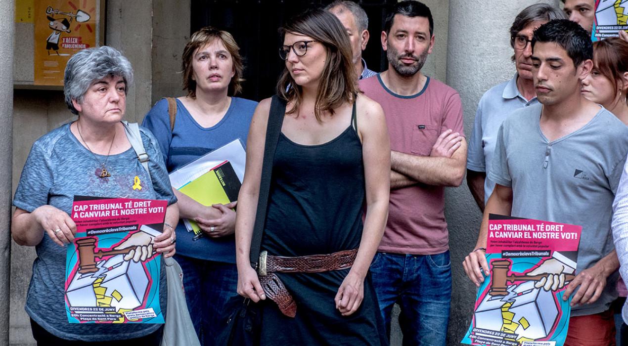 Els sis mesos d'inhabilitació de Montse Venturós comencen aquest dijous al migdia