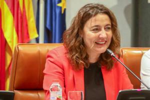 Mercè Conesa s'acomiada de la presidència de la Diputació per assumir la direcció del Port de Barcelona