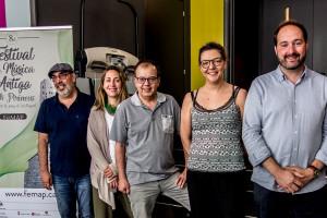 El FeMAP torna a acostar la música clàssica al Berguedà amb la novetat de Saldes i la baixa de Guardiola