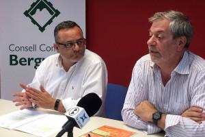 Josep Lara, Francesc Xavier Francàs i Anna Maria Serra, els tres noms que sonen per presidir el Consell Comarcal