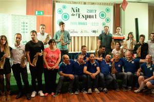 Entre Rivals i el Consell Comarcal porten la 2a Nit de l'Esport Berguedà a la Pobla de Lillet