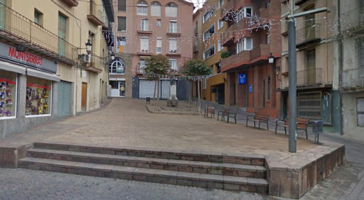 El PDeCAT de Berga diu que no es pot fer cap fira a la plaça de les Fonts fins que es resolgui la pèrdua d'aigua