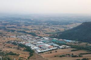 Un milió d'euros per modernitzar el polígon de La Valldan