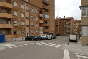 L'Ajuntament de Berga acaba la millora dels passos de vianants al barri de Santa Eulàlia