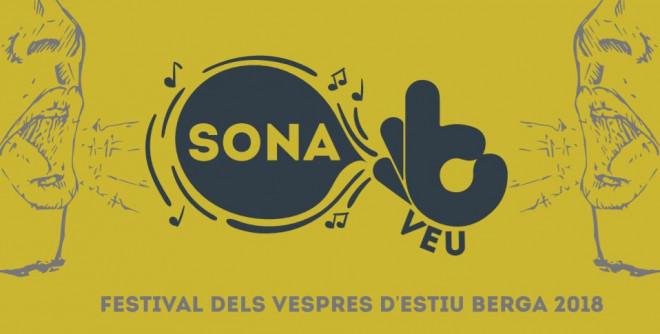 SonaB Veu 2018: Paula Domínguez @ Plaça de Sant Pere (BERGA)