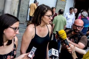 Montse Venturós, disposada a no recórrer la sentència que l'inhabilita