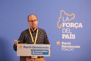 David Font, a la nova direcció del PDeCAT