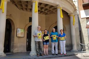 El festival nacional de poesia que acull Berga aquest diumenge es trasllada al Teatre Municipal