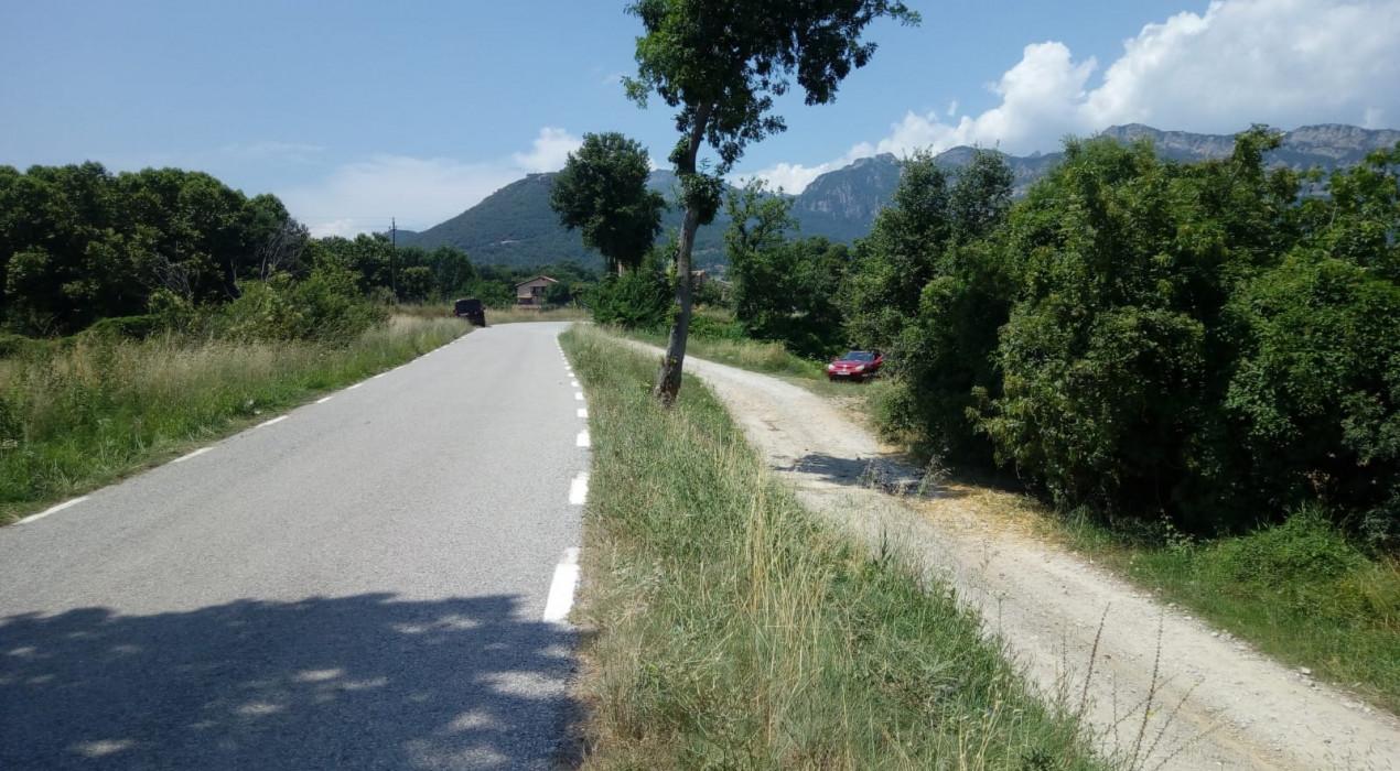 Mor una conductora a Avià, en un sinistre a la carretera que comunica el Molí del Castell i Cal Rosal
