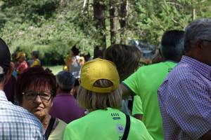 El groc, protagonista de l'Aplec del Pi de les Tres Branques