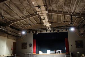 Avià aprofitarà l'estiu per tornar a construir el sostre acústic de l'Ateneu