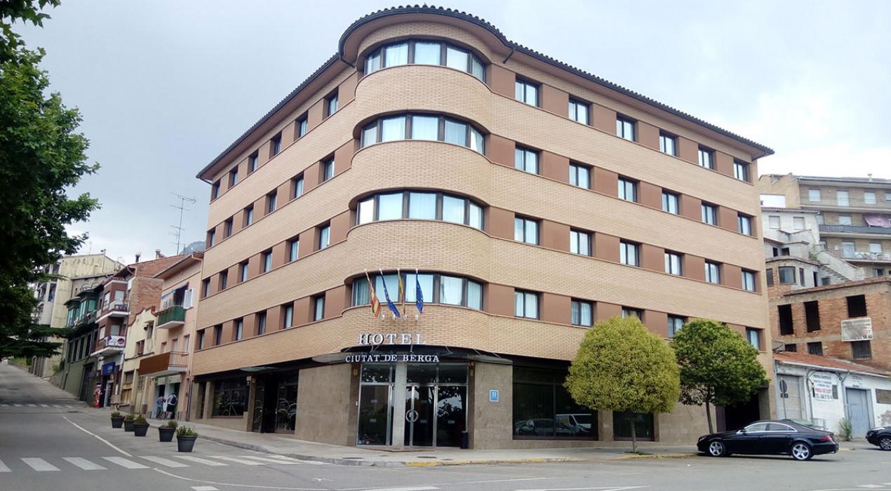 L'empresari Joan Barniol vol comprar l'Hotel Ciutat de Berga per fer-hi una residència