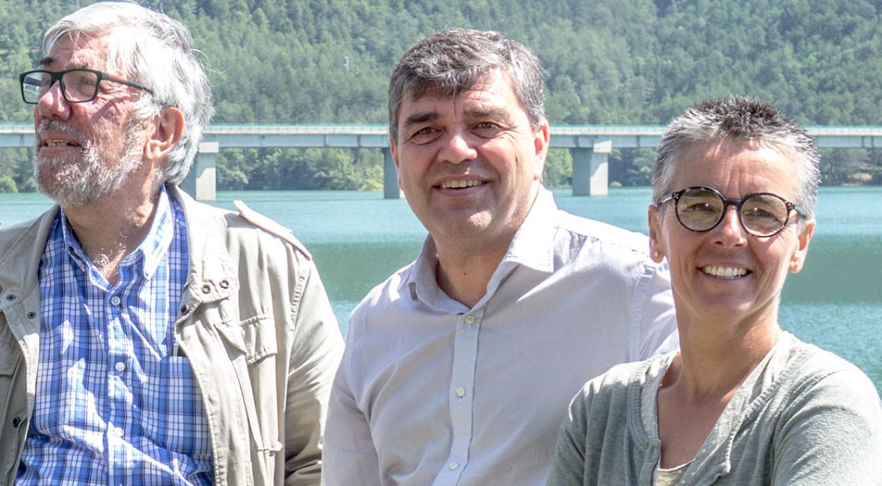 Jesús Calderer conserva el càrrec de diputat d'Espais Naturals de la Diputació de Barcelona