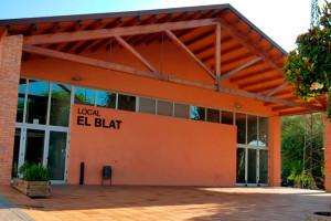 El Local del Blat estrenarà caixa escènica i instal·lacions de so i llum a principis del 2019