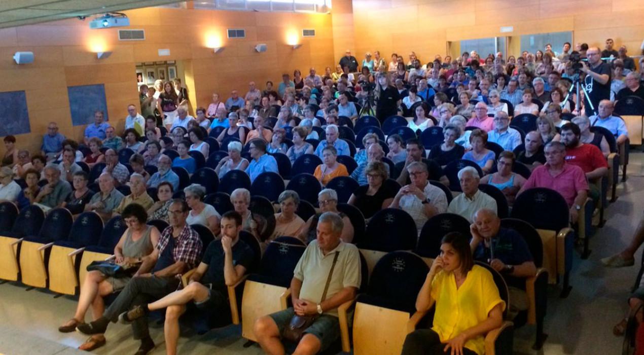 Les sessions informatives del porta a porta al Berguedà, poble per poble