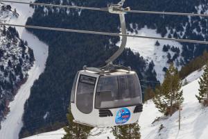 FGC adjudica les obres de construcció del Telecadira Coll de Pal i el Telecabina Alp 2500